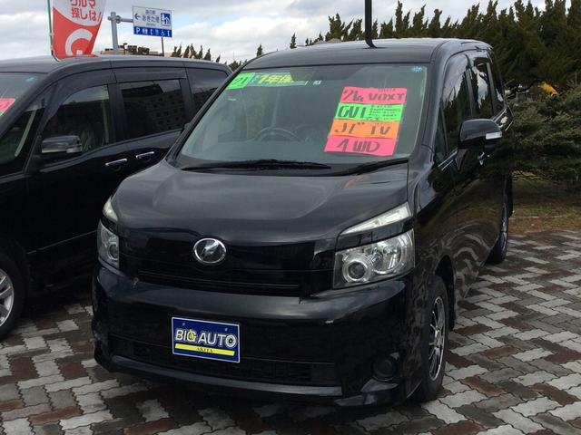 トヨタ X 4WD HDDナビ バックカメラ ETC AW15インチ