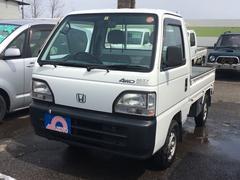 アクティトラックSDX 4WD 5速マニュアル 作業灯 3方開