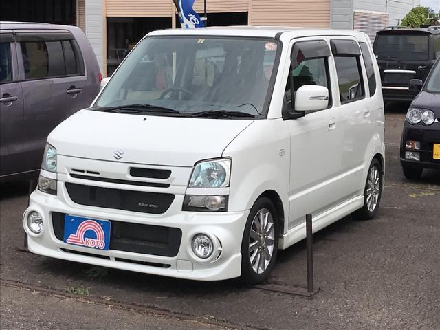 スズキ RR-Sリミテッド 4WD ターボ 純正CD シートヒーター