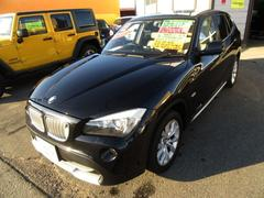 BMW X1xDrive25i ハイラインパッケージ 4WD サンルーフ
