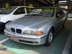 BMW525i サンルーフ パワーシート CD キーレス