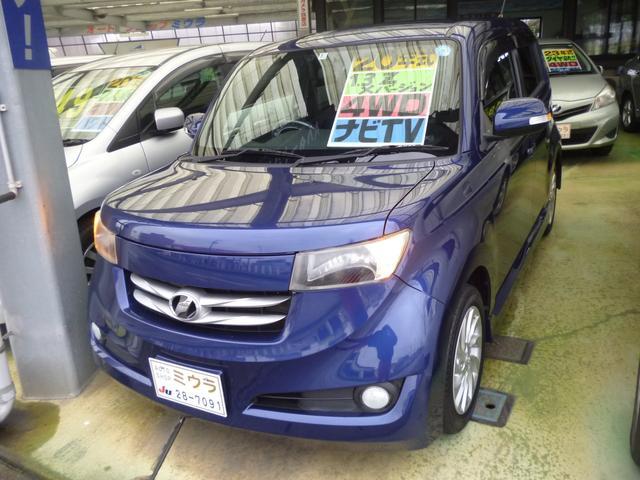 トヨタ Z Xバージョン 4WD キーレスキー ETC