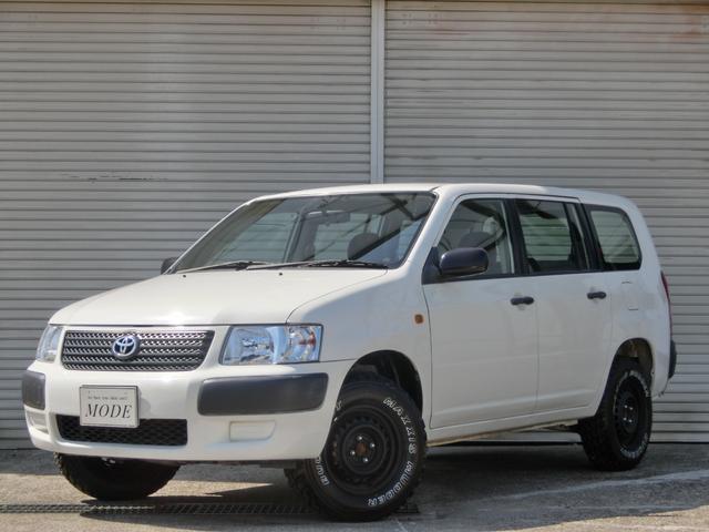トヨタ U 4WD 2インチリフトUP マッドタイヤ
