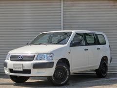 サクシードバンU 4WD 2インチリフトUP マッドタイヤ