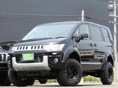 デリカD:5Dパワーパック4WD 新車公認コンプリート 両側Pスラ