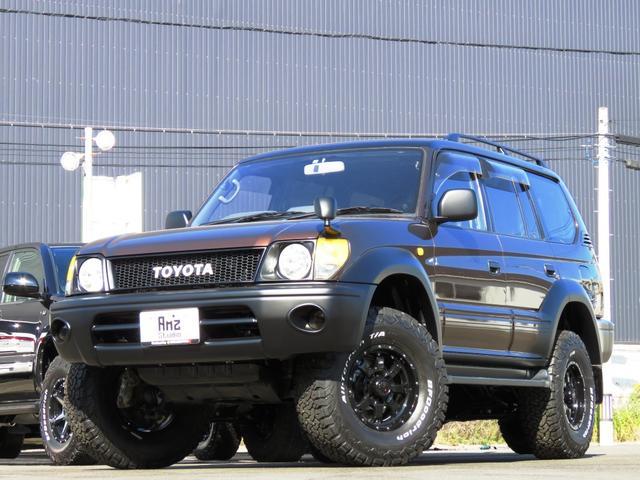 トヨタ TX-LTD4WD クラシックVer BKインテリア 地デジ