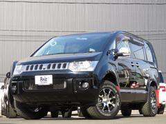 デリカD:5シャモニー4WD 両Pスラ 地デジナビ MKWタイヤセット