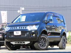 デリカD:5Gナビパック4WD 左Pスラ 新品AWセット 1オーナー車