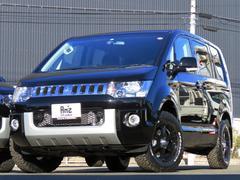 デリカD:5D パワーパック4WD 両Pスラ 地デジナビ 新品AWタイヤ