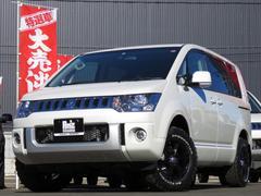 デリカD:5Dパワーパック4WD 新品AWセット 地デジナビ