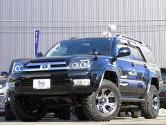 ハイラックスサーフSSR−X 4WD リフトUP 地デジ BKインテリア
