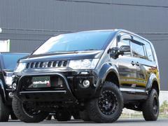 デリカD:5Dパワーパック4WD両Pスラ コンプリートカー ブラックED
