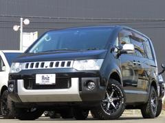 デリカD:5Gプレミアム4WD両Pスラ 地デジナビ 新品AWタイヤセット