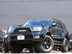 ハイラックスサーフSSR−X−LTD60thED4WD リフト BKインテリア