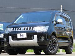 デリカD:5シャモニー4WD 両Pスラ 新品MKWセット 後席モニター