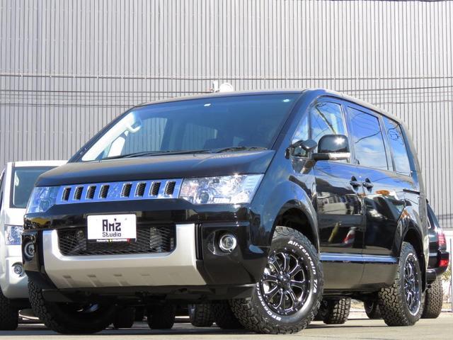 三菱 Dパワーパッケージディーゼルターボ4WD新品MKW&BFAT