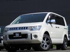 デリカD:5Gパワーパック4WD Pスライド 地デジナビ
