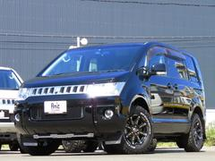 デリカD:5Gプレミアム4WD 両Pスラ 新品AW AmzBKリミテッド