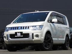 デリカD:5Gプレミアム4WD 両Pスラ 地デジ 新品AWセット
