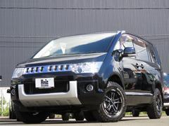 デリカD:5Gパワーパック4WD 両Pスラ 地デジナビ 新品AWセット