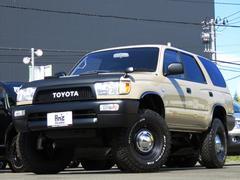 ハイラックスサーフSSR−X 4WD ナロー仕様 リフトアップ