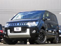 デリカD:5M 4WD 左Pスライド 新品AWタイヤセット ナビ