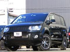 デリカD:5M 4WD 左Pスライド 新品AWタイヤセット