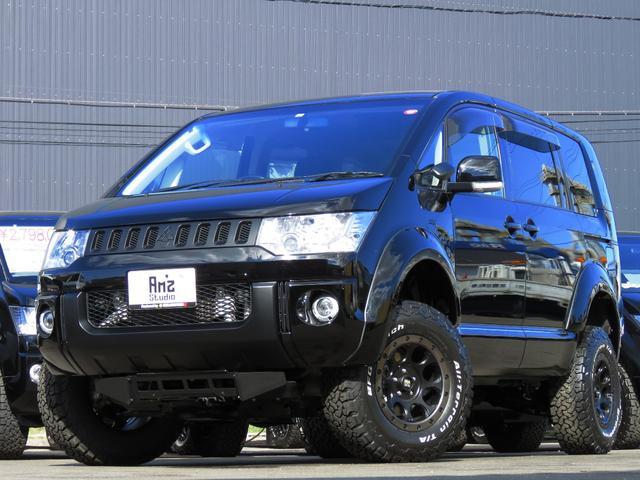 三菱 Dパワーパック4WD Amz4UP ブラックED 両Pスラ