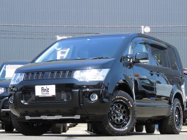 三菱 Dパワーパック4WD AmzブラックED 両Pスラ 新品AW