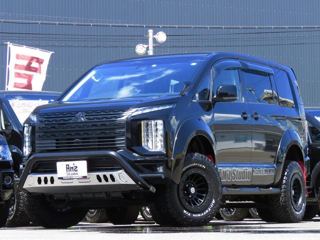三菱 G4WD AmzブラックED 4UP レダクル衝突軽減