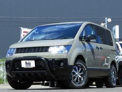 デリカD:5D パワーパッケージ 4WD Am'zStudio BKエディション ヴィンテージ仕様 新品AWセット 両側Pスライド