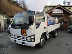 エルフトラックタンクローリー 4WD