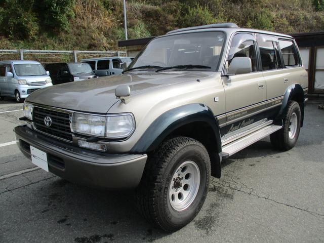 トヨタ VXリミテッド