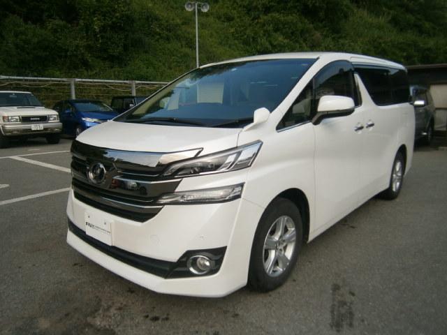 トヨタ 2.5X サイドリフトアップシート装着車