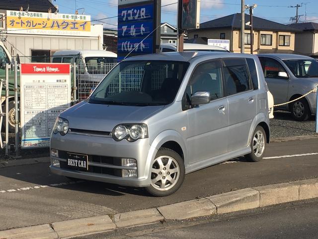ダイハツ カスタム R 4WD ターボ CD キーレス