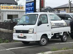 サンバートラックTB 4WD 5速マニュアル パワステ
