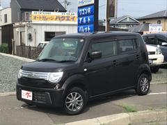 MRワゴンG 4WD 社外ナビ ワンセグTV キーレス ベンチシート