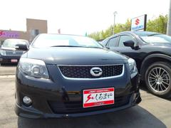 カローラフィールダーX 202 4WD ダウンサス新品 社外17AW タイヤ新品