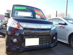 フレアワゴンカスタムスタイルXT 4WD ターボ 両側電動スライドドア 純正15AW
