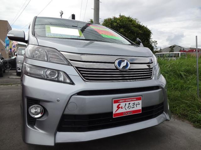 トヨタ ZR 4WD 両側電動スライドドア フルセグ対応HDDナビ