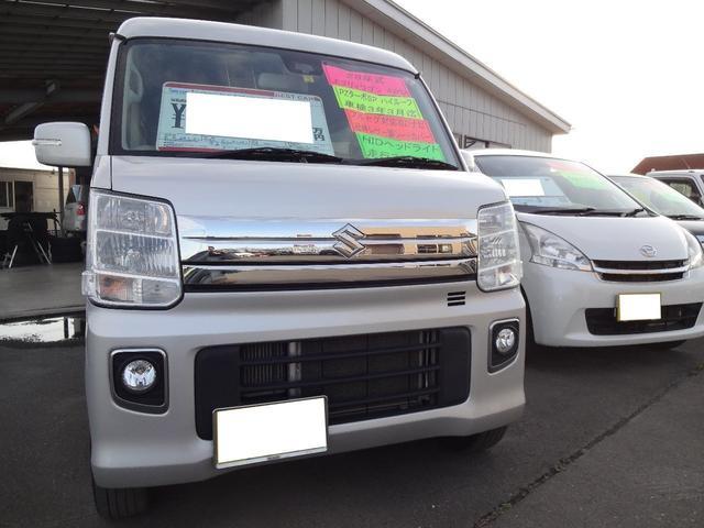 スズキ PZターボスペシャル4WD ハイルーフ 両側電動スライドドア