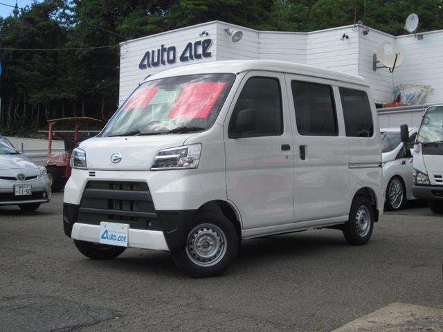 ダイハツ DX SAIII 4WD 新車未登録 キーレス 切替4WD