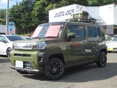 タフトG 4WD Rキャリア 新品15AW LEDワークライト