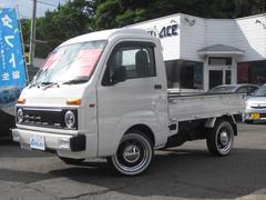 ハイゼットトラックハイルーフ 4WD エアコン 5速マニュアル