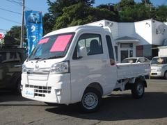 ハイゼットトラックジャンボSAIIIt 4WD エアコン WエアB LEDヘッドランプ