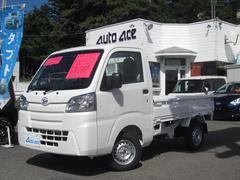 ハイゼットトラックスタンダードSAIIIt 4WD ABS エアコン 切替4WD LEDヘッドライト