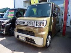 ウェイクL SA 4WD