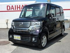 N BOXカスタムG・Lパッケージ 4WD