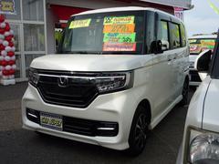 N BOXカスタムG・Lホンダセンシング 4WD