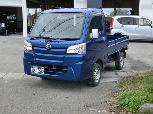 ダイハツ ハイゼットトラック スタンダード 4WD 軽トラック ETC エアコン 運転席エアバッグ AT